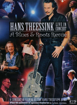 Hans Theessink - Live In Concert - A Blues and Roots Revue DVD