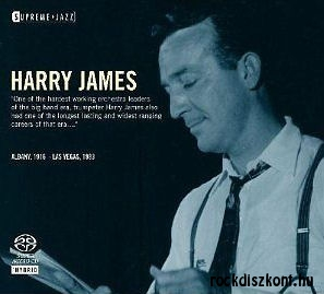 Harry James - Supreme Jazz SACD
