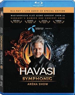 Havasi Symphonic Aréna Show - Magyarország első számú koncert Show-ja - Blu-ray+Live Audio CD