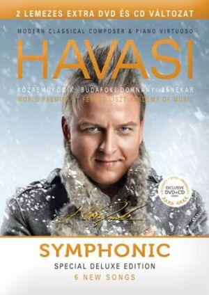 Havasi - Symphonic Special Deluxe Edition (6 New Songs) - Km: Budafoki Dohnányi Zenekar DVD+CD