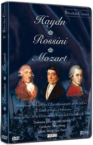 Haydn - Rossini - Mozart DVD