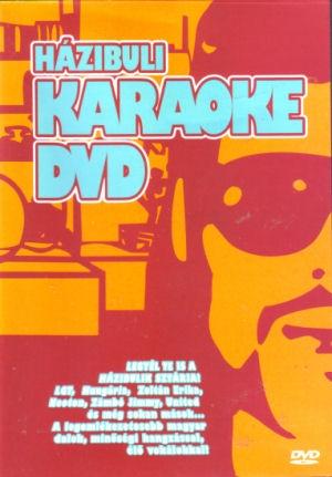 Házibuli Karaoke DVD
