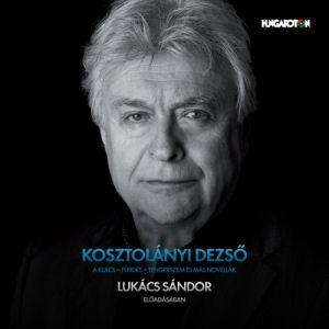Kosztolányi Dezső: A kulcs - Fürdés - Tengerszem és más novellák Lukács Sándor előadásában CD