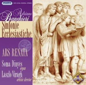 Adriano Banchieri: Sinfonie Ecclesiastiche CD