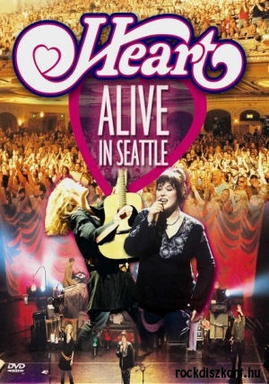 Heart - Alive in Seattle DVD