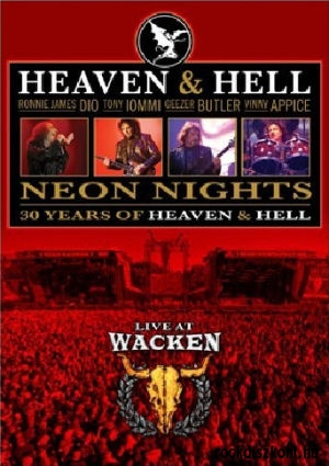 Heaven & Hell - Neon Nights: 30 Years of Heaven & Hell - Live At Wacken DVD