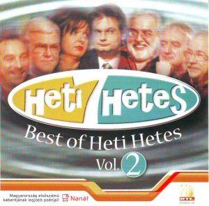 Best Of Heti Hetes Vol. 2 - A Nagy Kabarélemez - CD