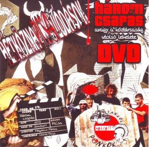 HétköznaPI CSAlódások - Három csapás, avagy a köztársaság utolsó lehelete + SzülinaPUNK + Tankok DVD