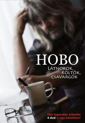 Hobo - Látnokok, költők, csavargók 4DVD