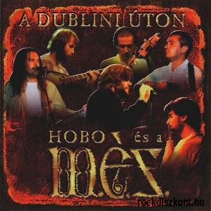 Hobo és a M.É.Z. -  A dublini úton CD