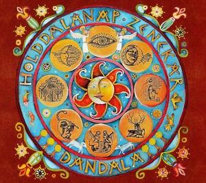 Holddalanap Zenekar - Dandala CD