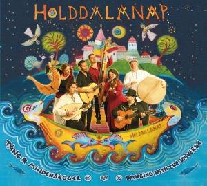 HolddalaNap zenekar - Tánc a Mindenséggel CD