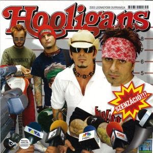 Hooligans - Szenzáció CD