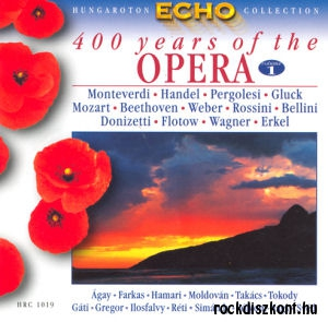 400 Years Of The Opera (Vol. 1) CD