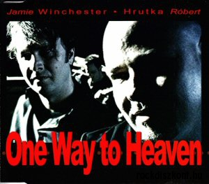 Jamie Winchester - Hrutka Róbert - One Way to Heaven Maxi CD