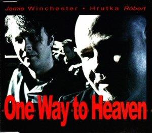 Jamie Winchester - Hrutka Róbert - One Way to Heaven Maxi CD