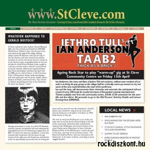 Jethro Tulls Ian Anderson - Thick As A Brick II (Special Edition) CD+DVD