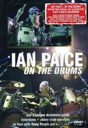 Ian Paice - On The Drums DVD