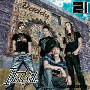 IdiotSide - 21. CD