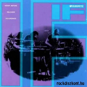 If - Europe 72 (1997 remaster) CD