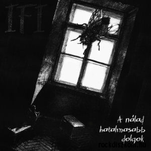 IFI (Imre fia Imre) - A nálad hatalmasabb dolgok CD