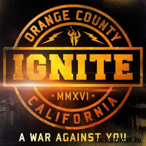 Ignite - A War Against You CD