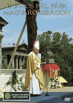 II. János Pál Pápa Magyarországon DVD