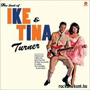 Ike & Tina Turner - The Soul of Ike & Tina Turner (Vinyl) LP