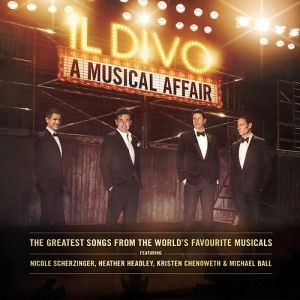 Il Divo - A Musical Affair CD