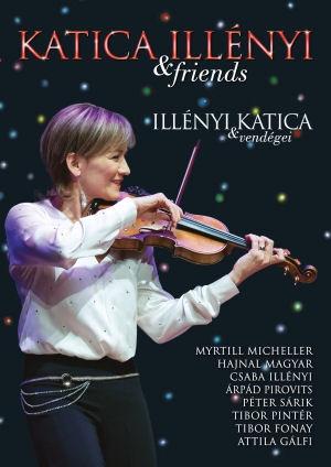 Illényi Katica & Friends (Illényi Katica és Vendégei) DVD