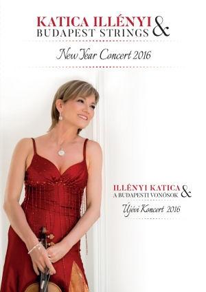 Illényi Katica & Budapest Strings - New Year Concert 2016 (Újévi koncert 2016) DVD