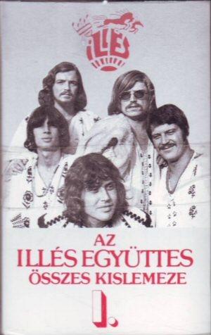 Az Illés együttes összes kislemeze 1. - kazetta