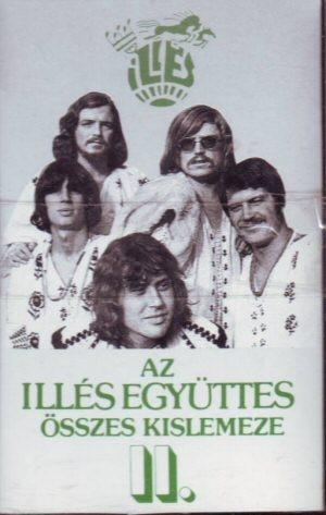 Az Illés együttes összes kislemeze 2. - kazetta