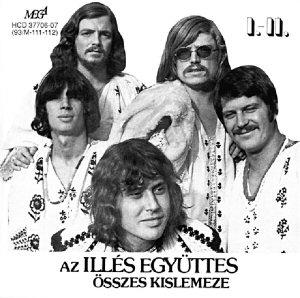 Az Illés együttes összes kislemeze I.-II. -  2CD