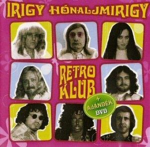 Irigy Hónaljmirigy - Retro Klub CD+DVD