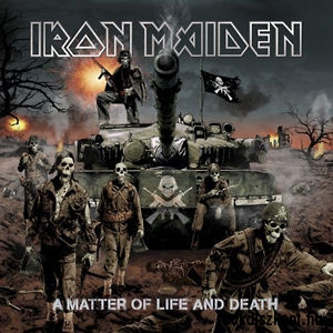 Iron Maiden - A Matter of Life and Death (2x180 gram Vinyl) 2LP