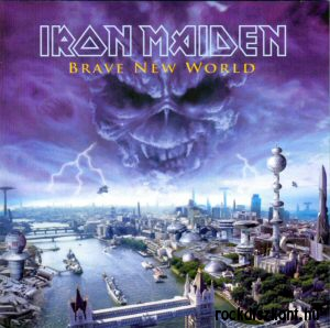 Iron Maiden - Brave New World (2x180 gram Vinyl) 2LP