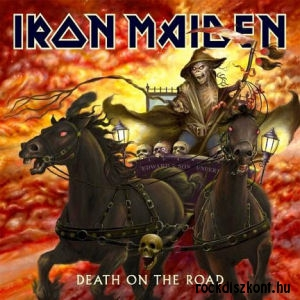 Iron Maiden - Death on the Road (180 gram Vinyl) 2LP