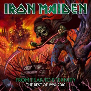 Iron Maiden - From Fear To Eternity - The Best Of 1990-2010 (Limited Edition Picture Disc) 3LP