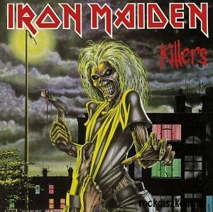 Iron Maiden - Killers (180 gram Vinyl) LP