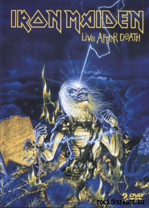 Iron Maiden - Live After Death 2DVD