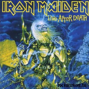 Iron Maiden - Live After Death (180 gram Vinyl) 2LP
