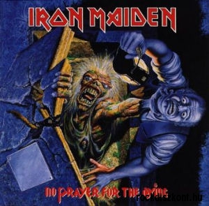 Iron Maiden - No Prayer for the Dying (180 gram Vinyl) LP