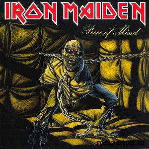 Iron Maiden - Piece of Mind (180 gram Vinyl) LP