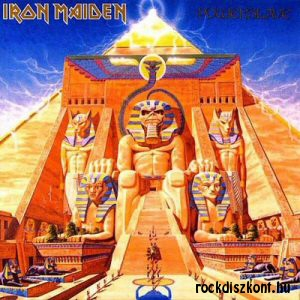 Iron Maiden - Powerslave (180 gram Vinyl) LP