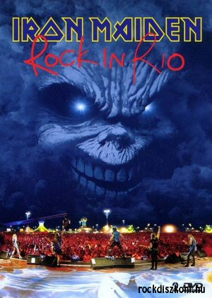 Iron Maiden - Rock in Rio 2DVD