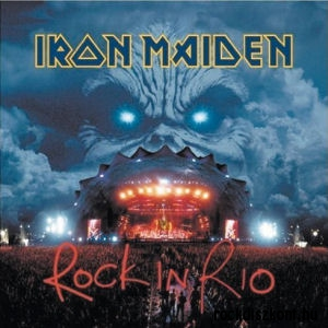 Iron Maiden - Rock in Rio (3x180 gram Vinyl) 3LP