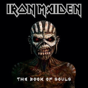 Iron Maiden - The Book of Souls (180 gram Vinyl) 3LP