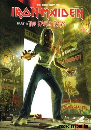 The History of Iron Maiden - Part 1: The Early Days 2DVD