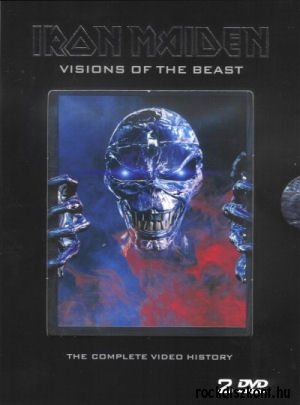 Iron Maiden - Visions of the Beast - The Complete Video History 2DVD